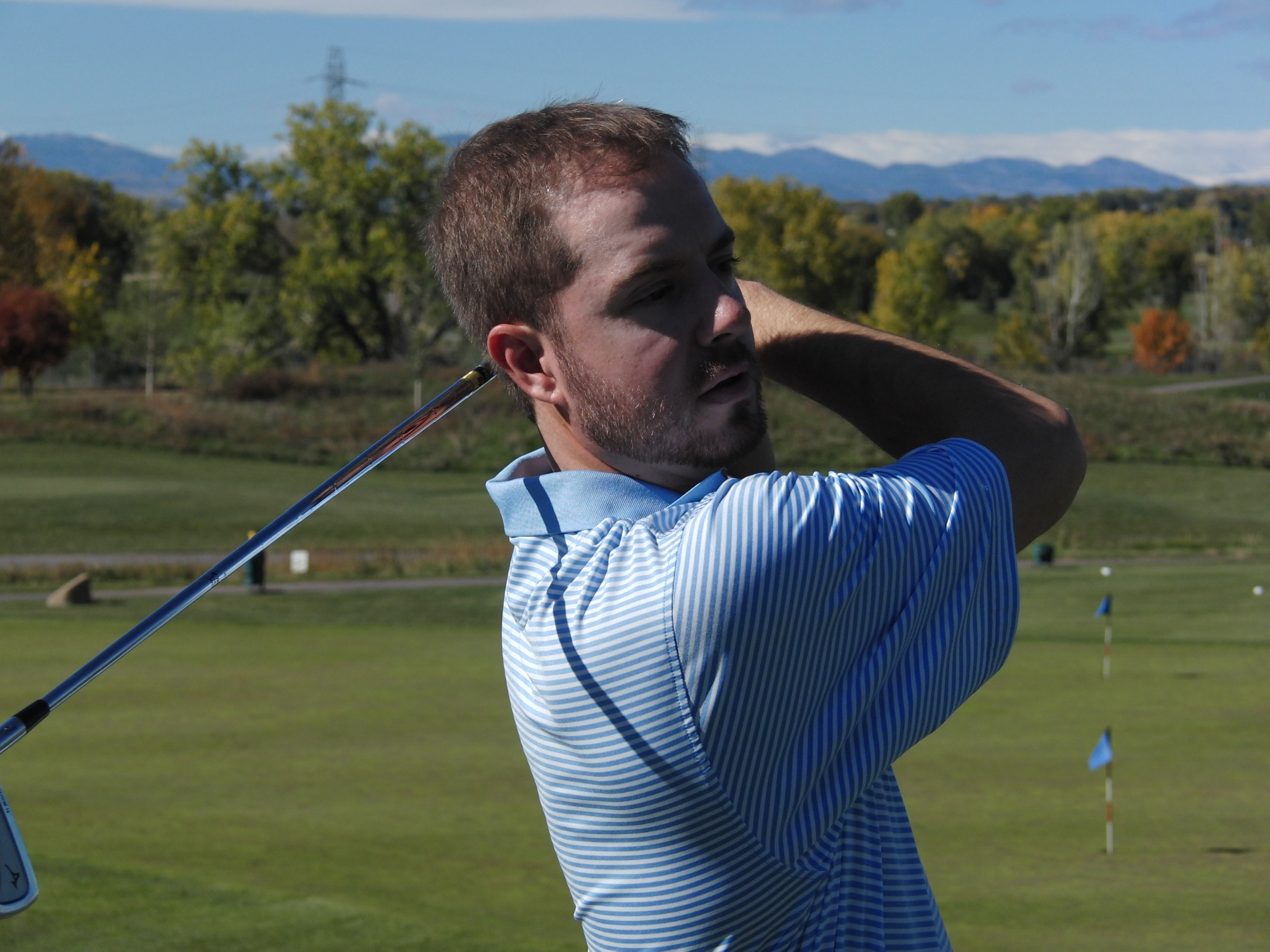 About Peter Best Golf Instructor Colorado Denver